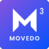 Movedo - Responsive Multi-Purpose WordPress Theme